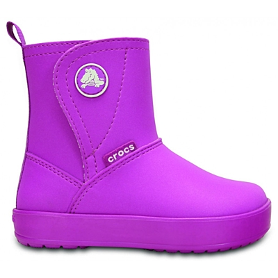 Crocs ColorLite Snug Boot Kids