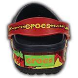 CrocsLights Fire Dragon Clog K