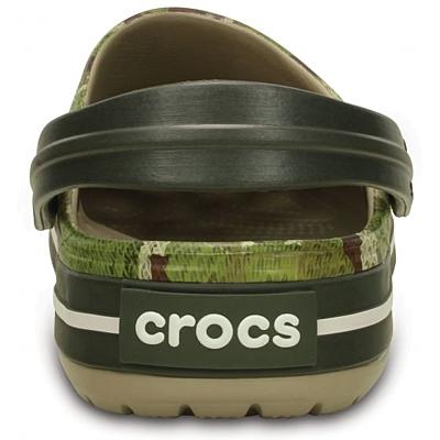Crocs Crocband Camo Clog