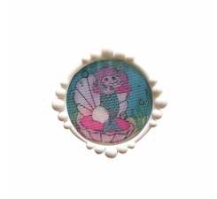 Crocs Jibbitz Lenticular Mermaid