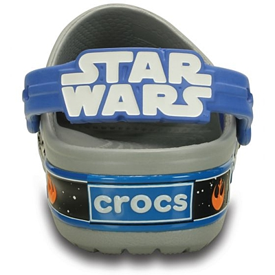 Crocs Lights StarWars X-Wing