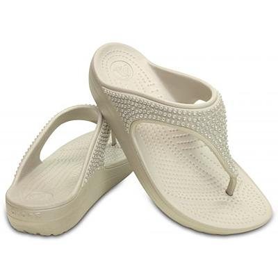 Crocs Sloane Diamante Flip