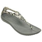 Crocs Sexi Leopard Print Flip