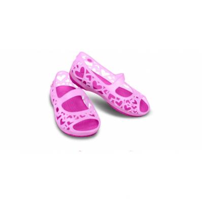Crocs Adrina Hearts Flat