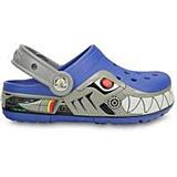 Crocs Lights RoboShark Clog