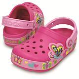 Crocs Lights Butterfly Clog
