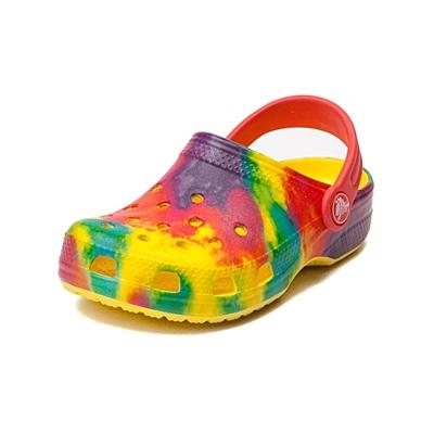 Crocs Classic Tie Dye Clog Kids