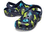 Crocs Classic Monster Print Clog T