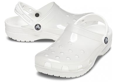 Crocs Classic Translucent Clog