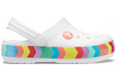 Crocs Crocband Chevron Beaded Clog K