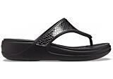 Crocs Monterey Metllc Wdg Fp W