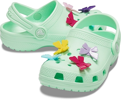 Crocs Classic Butterfly Charm Clg PS