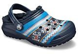 Classic Printed Lined Clog K