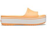 Crocband Platform Slide
