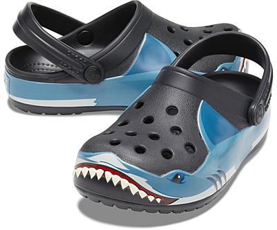 Crocs Fun Lab Shark Band Clg K