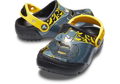 CrocsFL Iconic Batman Clog K